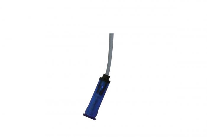 Indicator vitezometru lumina albastru 12 V. pentru faza lunga 0