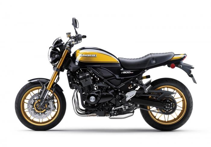 Kawasaki Z900 RS SE 2022 [2]