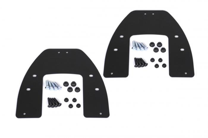 Kit adaptor pentru suport Side Case Evo KRAUSER. Without K-Wing. In pairs. [0]