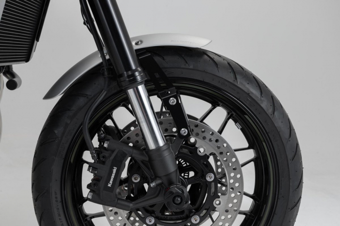 Kit Aripa negru Argintiu. Kawasaki Z900RS / Cafe (17-). [2]