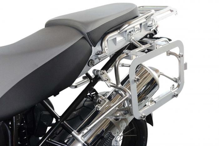 Kit montare Side Case pe sistemul de fixare original Trax Evo BMW R 1200 GS Adventure 2006-2013 0