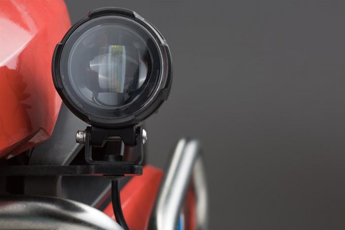 Kit proiectoare faza lunga EVO pentru Honda Crosstourer (11-). Negru [2]