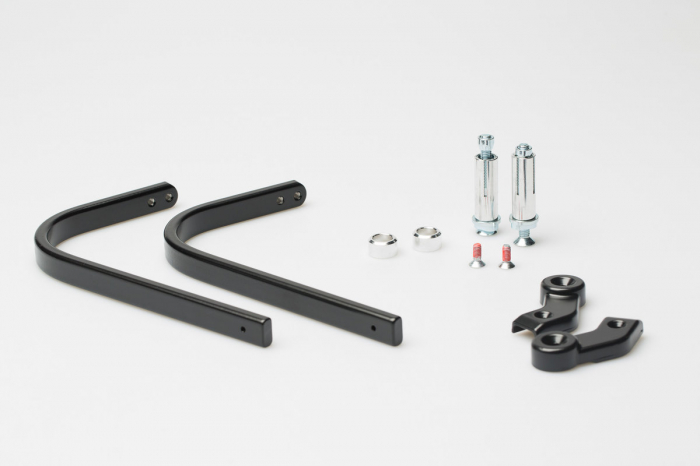 Kit protectie maini montare Negru Pentru hollow bars. 22mm (7/8 Inch) to 1 Inch. HPR.00.220.15200/B 1