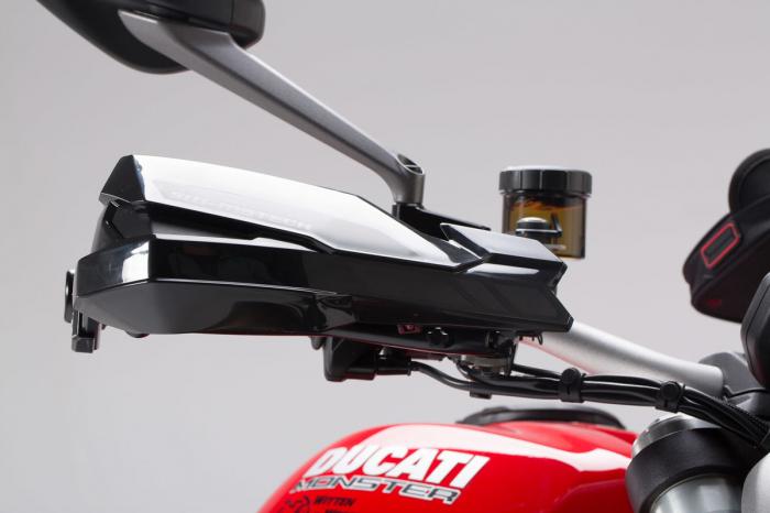 Kit protectie maini montare Negru Pentru hollow bars. 22mm (7/8 Inch) to 1 Inch. HPR.00.220.25200/B [0]