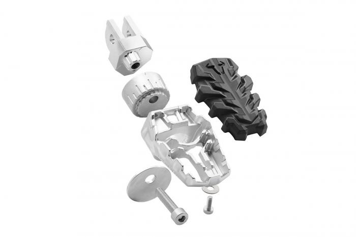 Kit scarite EVO pentru Honda NC, Crossrunner, Crosstourer, Suzuki SV650. 1