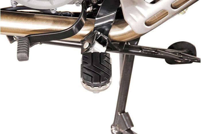 Kit scarite ION pentru BMW F650GS (03-10) G650GS/Sertao (11-).Argintiu [1]