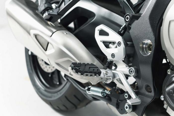 Kit scarite ION pentru BMW S 1000 XR (15-).Argintiu [0]