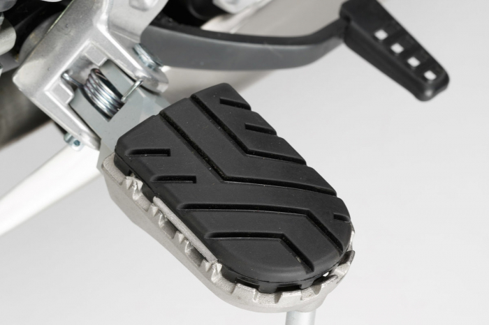 Kit scarite ION pentru Honda / BMW / Triumph. Argintiu [0]