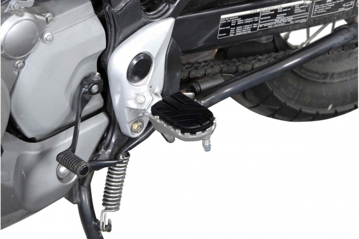 Kit scarite ION pentru Honda XL650V (02-06) / XL700V (07-).Argintiu 0