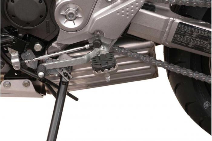 Kit scarite ION pentru Kawasaki Versys 650 / ZRX1200 / Z1000.Argintiu 1
