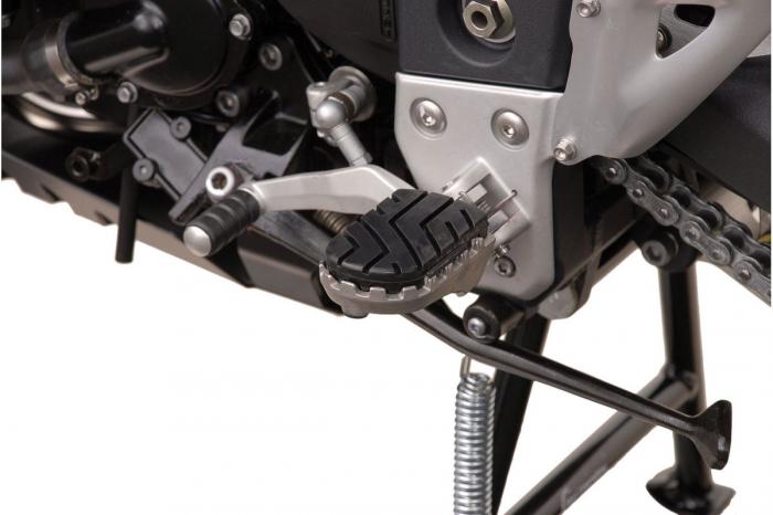 Kit scarite ION pentru Tiger 1050 (06-) R1200R (11-) RnineT (14-).Argintiu FRS.11.011.10001/S [2]