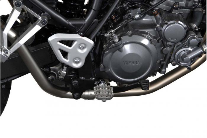 Kit scarite ION pentru Yamaha XT660 Z (07-10) X (04-) R (04-09).Argintiu 4