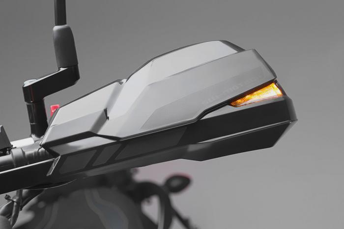 KOBRA LED Indicator Pentru Protectii Maini Transparent. 1