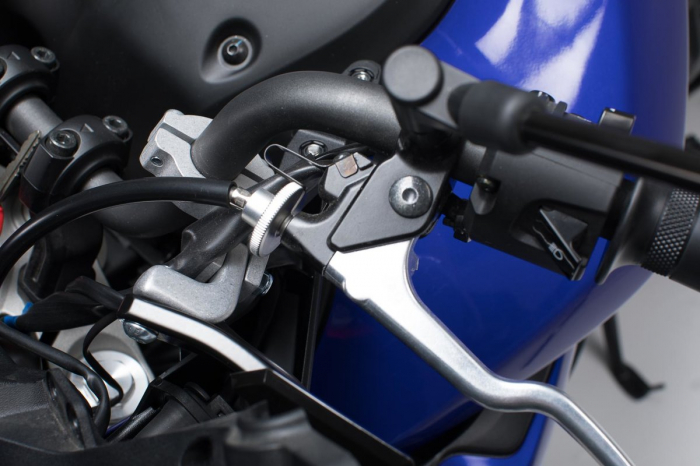 Kit Protectii maini Kobra Negru Yamaha MT-07 Tracer (16-). 4