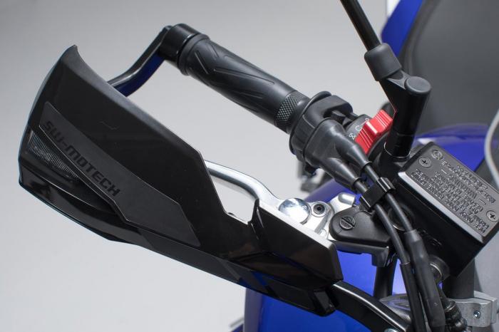 Kit Protectii maini Kobra Negru Yamaha MT-07 Tracer (16-). 2