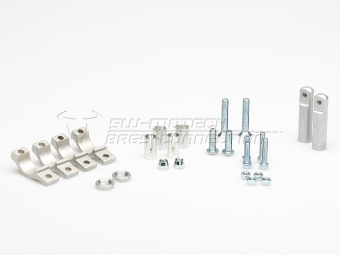 Kit Protectii maini Kobra Negru BMW G650X Country / Moto / Challenge. 2
