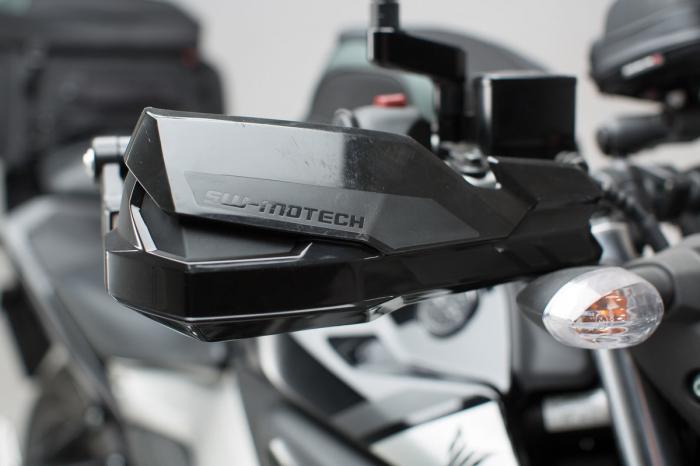 Kit Protectii maini Kobra Negru Handlebar internal thread 6mm / 8mm. [0]