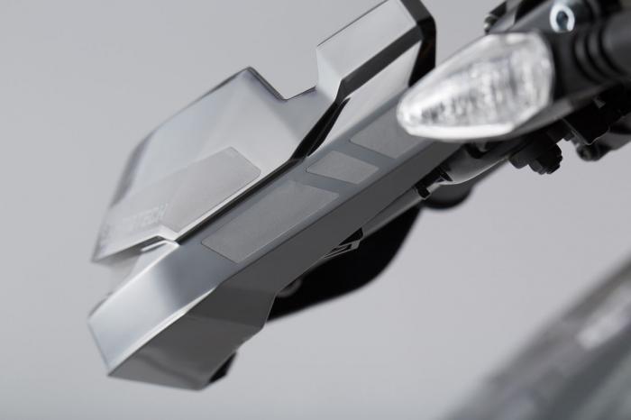 Kit Protectii maini Kobra Negru KTM 1290 Super Duke R (14-). [2]