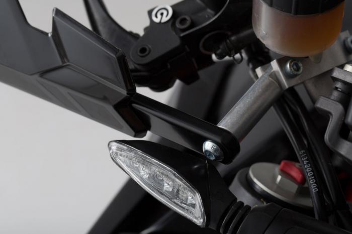 Kit Protectii maini Kobra Negru KTM 1290 Super Duke R (14-). [3]
