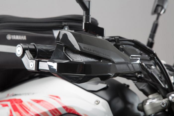 Kit Protectii maini Kobra Negru MT-07/MT-09/XT1200Z/XJR1300/XSR700/MT125. [2]