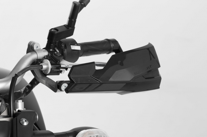 Kit Protectii maini Kobra Negru Yamaha MT-09 (13-) / XSR 700 (16-). [1]