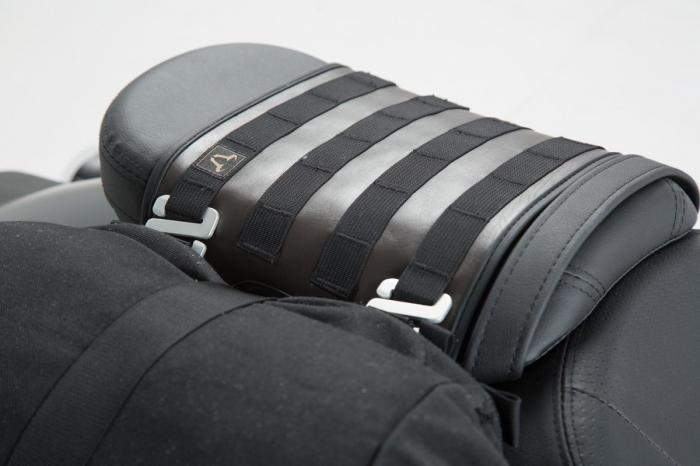 Legend Gear Saddle Bag Set LS2 13.5l incl. SLS. 2
