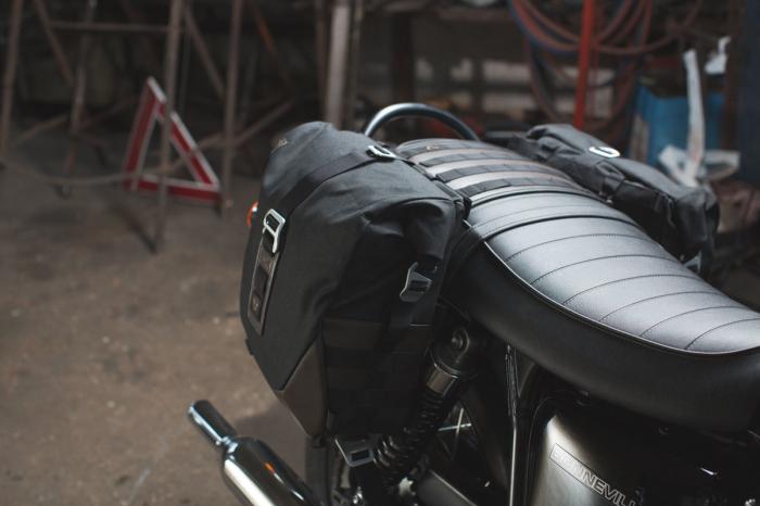 Legend Gear Saddle Bag Set LS2 13.5l incl. SLS. 3