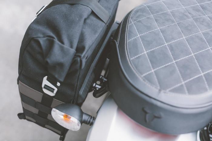 Legend Gear side bag LC1 - Negru Edition 9.8 l. pentru SLC side carrier dreapta. 2