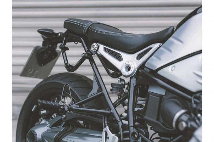 Legend Gear Side Bag Set BMW R nineT (14-), Pure / GS / Racer (16-). 3