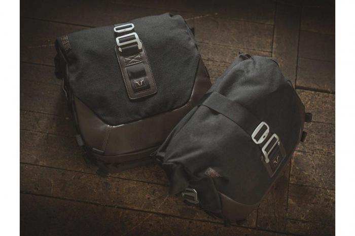 Legend Gear Side Bag Set BMW R nineT (14-), Pure / GS / Racer (16-). 0