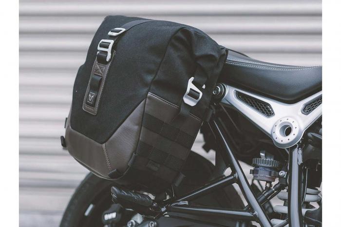 Legend Gear Side Bag Set BMW R nineT (14-), Pure / GS / Racer (16-). 4