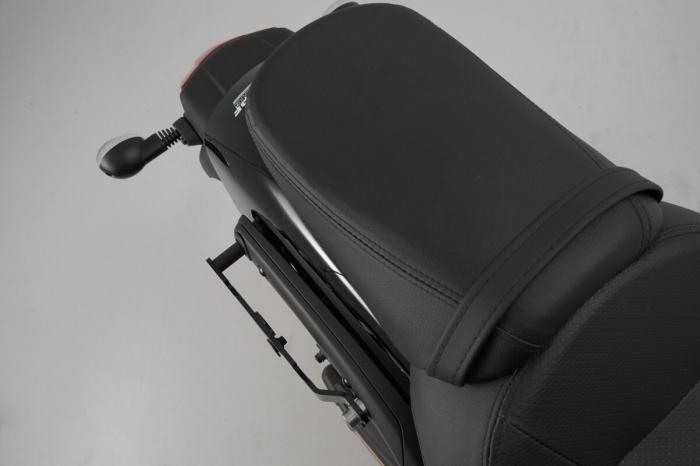 Legend Gear side bag system LH 25.5/19.5 l. Kawasaki Vulcan S (16-). [4]