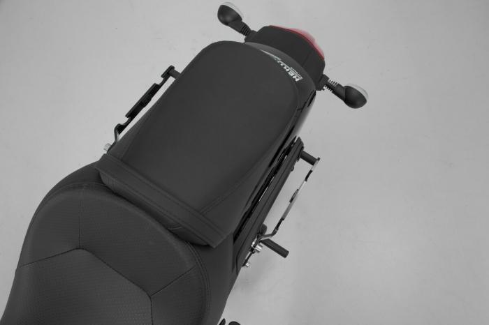 Legend Gear side bag system LH 25.5/19.5 l. Kawasaki Vulcan S (16-). [6]