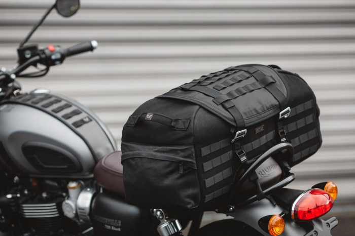 Legend Gear Tail Bag LR2 - Black edition, 48l Rezistent la apa 1