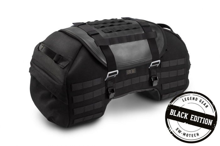 Legend Gear Tail Bag LR2 - Black edition, 48l Rezistent la apa 0