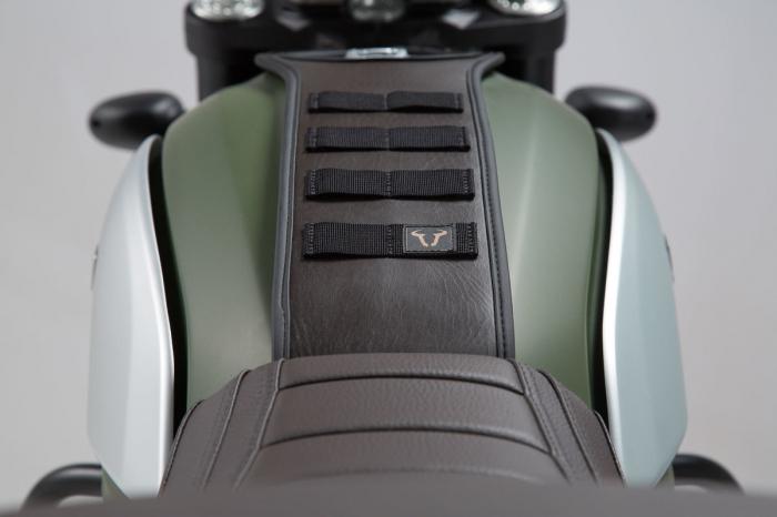 Legend Gear Tank Strap SLA Ducati Scrambler (15-). 0