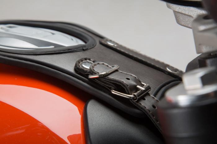 Legend Gear Tank Strap SLA Ducati Scrambler (15-). 2