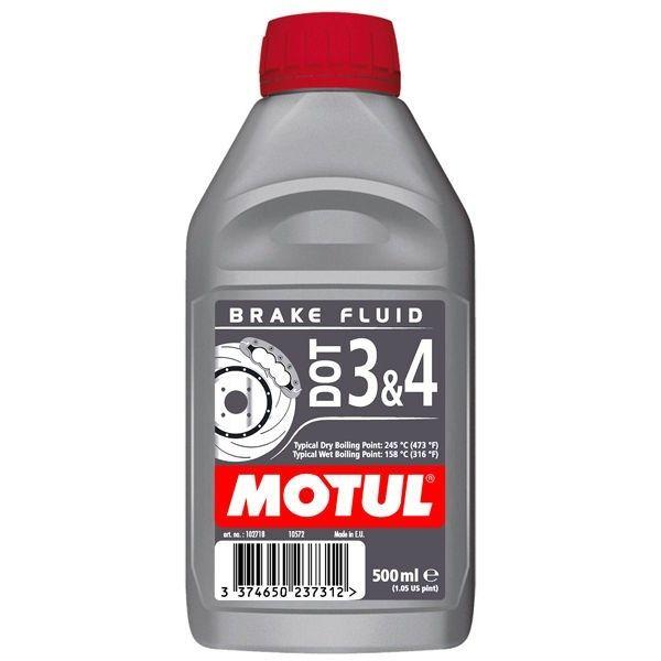 Lichid de frana Motul DOT3&4 500ml 0