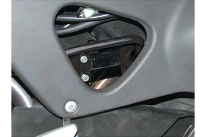Maner pentru asistare ridicare cric central Honda XL 100 V Varadero [1]