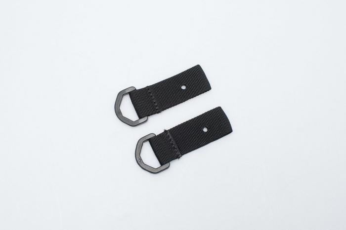 Montare bucle pentru 2 curele prindere pentru geanta codita 0