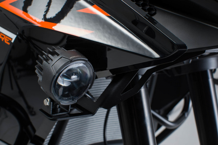 Montare lumini negru KTM 1050/1090 Adv., 1190 Adv./R. [2]