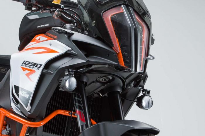 Montare lumini negru KTM 1290 Super Adventure S / R (16-). [0]