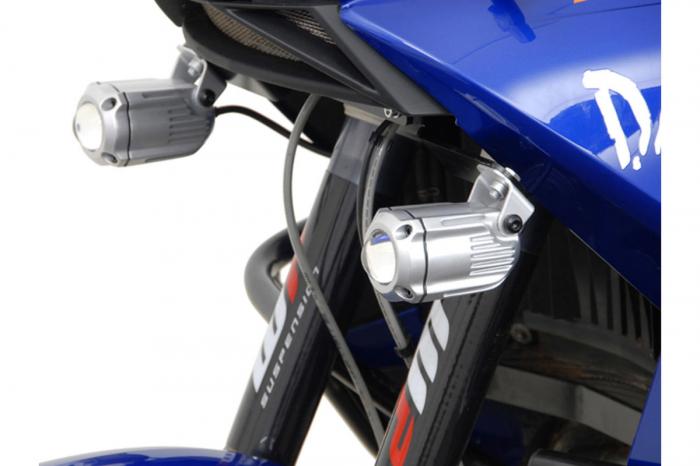 Montare lumini negru KTM LC8 950 / 990 Adventure. [2]