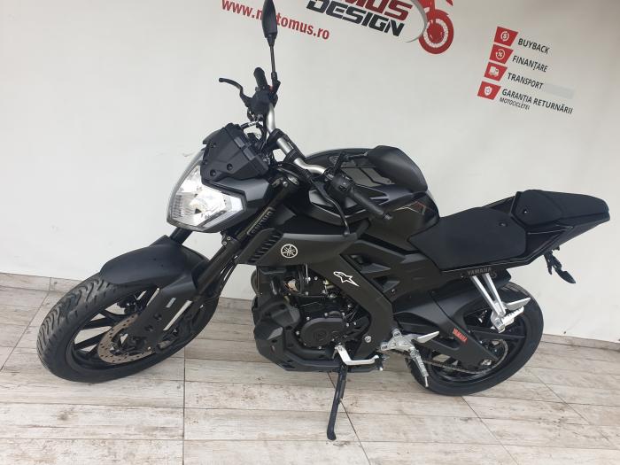 Motocicleta A1 Yamaha MT-125 ABS 125cc 15CP - Y06440 [7]