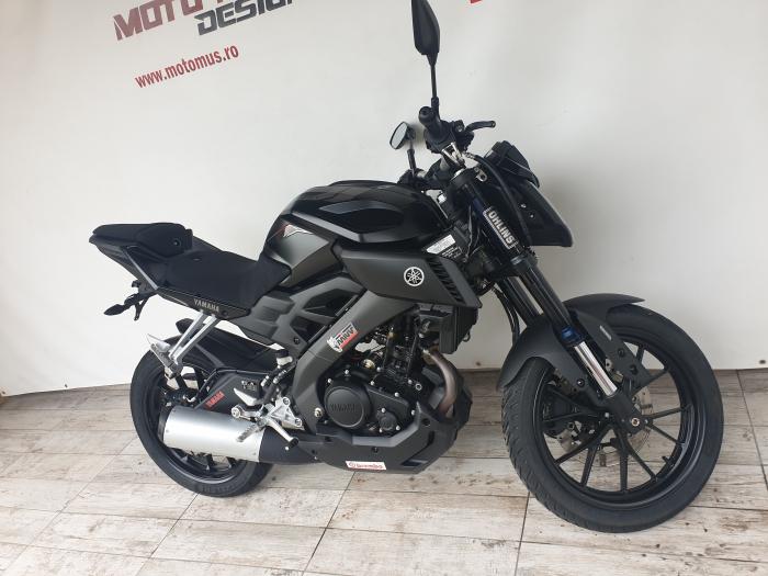 Motocicleta A1 Yamaha MT-125 ABS 125cc 15CP - Y06440 [4]