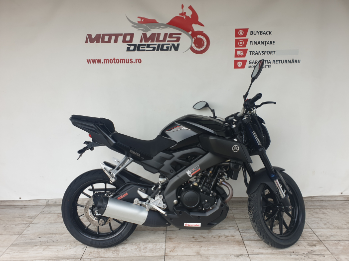 Motocicleta A1 Yamaha MT-125 ABS 125cc 15CP - Y06440 [0]