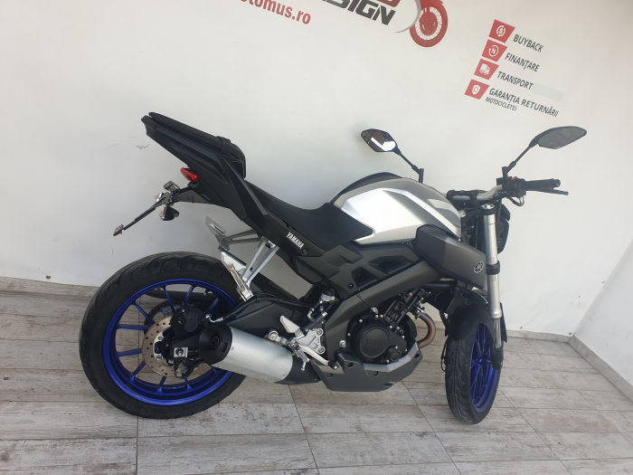 Motocicleta A1 Yamaha MT-125 ABS 125cc 15CP - Y04742 [1]