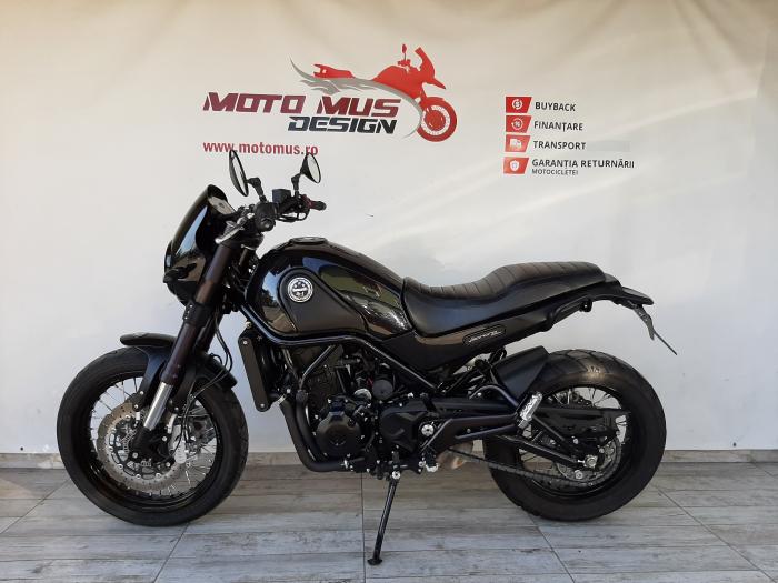 Motocicleta A2 Benelli Leoncino TRAIL ABS 500cc 47CP - B80540 [6]