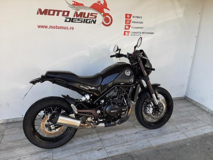 Motocicleta A2 Benelli Leoncino TRAIL ABS 500cc 47CP - B80540 [1]