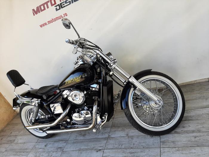 Motocicleta A2 Honda VT750 Black Widow Custom 750cc 44CP - H01687 [4]